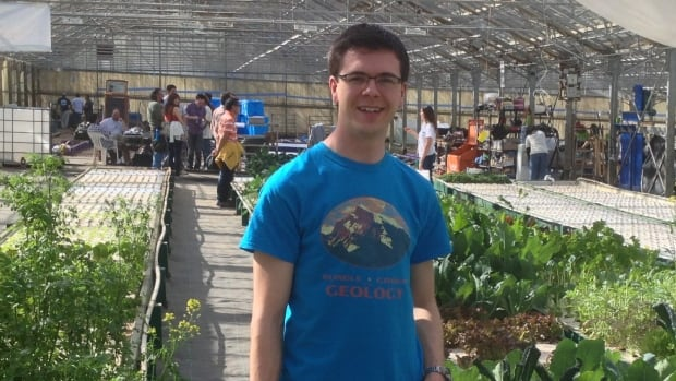 Scott Weir started Growing Gardens in Calgary, an urban farm that uses Small Plot Intensive Agriculture (SPIN).