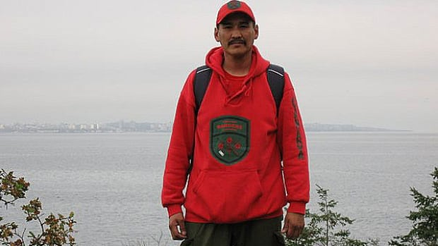 Benji Denechezhe said he found the body of his brother, Alphonse, pictured here, 30 kilometers away from the other ranger, who is now in hospital in Winnipeg.