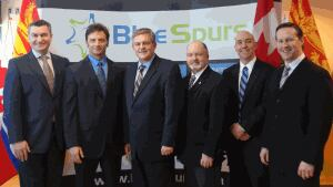 Blue Spurs is expanding its Fredericton operations, creating 95 jobs