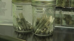 medical marijuana joints