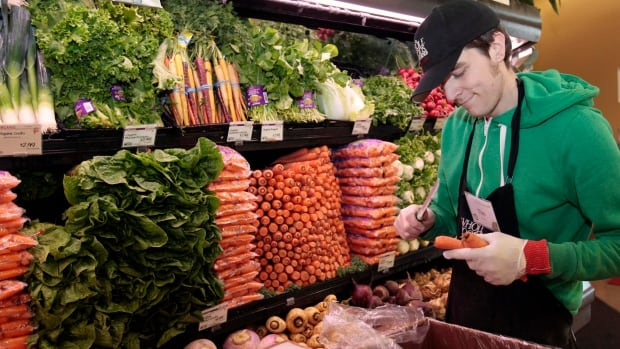 Whole Foods prides itself on selling fresh, healthy food but is facing increasing competition from other larger grocery chain that are moving in that direction, such as Kroger.