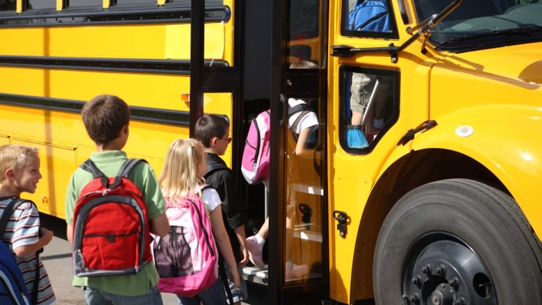 school bus stops far from home long rides frustrate nova scotia rh cbc ca Inside Bus Homes DIY School Bus Home Conversion