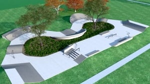 conmee township skate park mock-up
