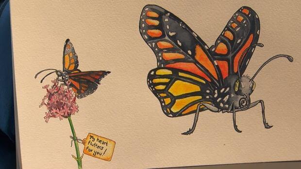 David Suzuki Valentine Cards