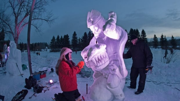 The Silver Skate Festival starts on Friday and runs until Feb. 23.