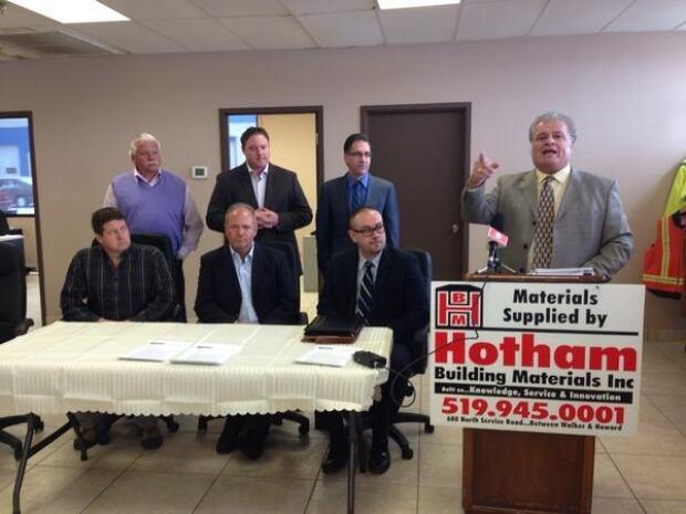 Hotham lawsuit