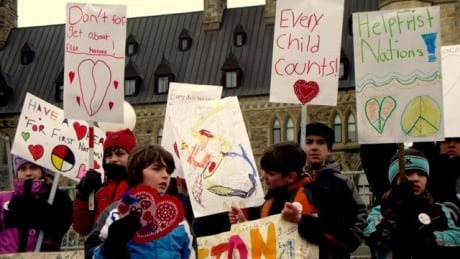 Have a Heart rally at Parliament Hill