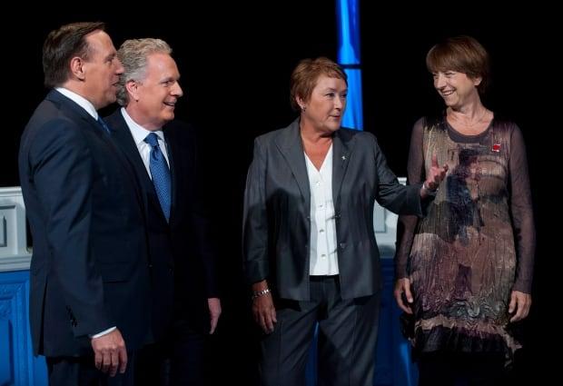 Que Elxn Debate 20120819