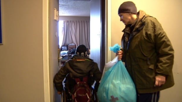 People who live at Dwayne's Home were allowed to return to their homes on Friday.