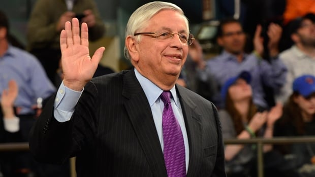 Recently retired NBA commissioner David Stern will be inducted into the Naismith Memorial Basketball Hall of Fame on Aug. 8.