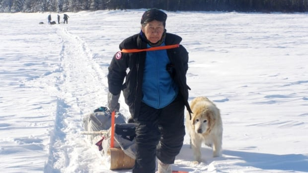 Elizabeth Penashue is embarking on her annual three-week journey into the Mealy Mountains in southern Labrador.