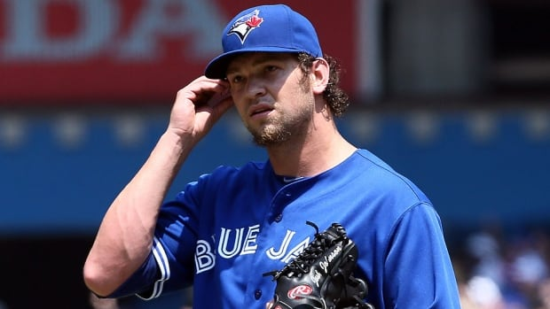 Pitcher Josh Johnson had a 2-8 record and 6.20 ERA with the Blue Jays last season. Elbow problems led to command issues, and getting balls up in the strike zone in hitter-friendly Rogers Centre proved costly for the six-foot-seven hurler, who is looking at fresh start in San Diego.