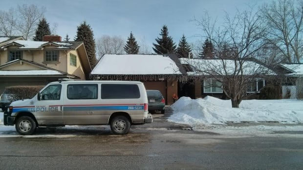 Two people are dead after their bodies were discovered in this Lake Bonavista home Saturday.