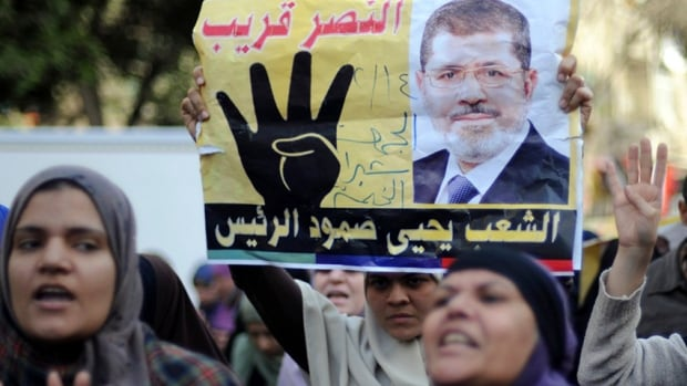 Relations between Qatar and Egypt have been icy since July 2013, when then-Egyptian army chief Abdel Fattah al-Sisi toppled Morsi after mass unrest against his rule.