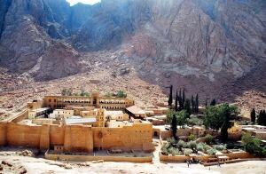 Travel Trip Mount Sinai
