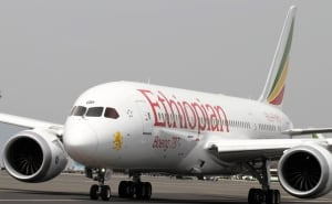 BOEING-DREAMLINER/ETHIOPIAN-AIRLINES