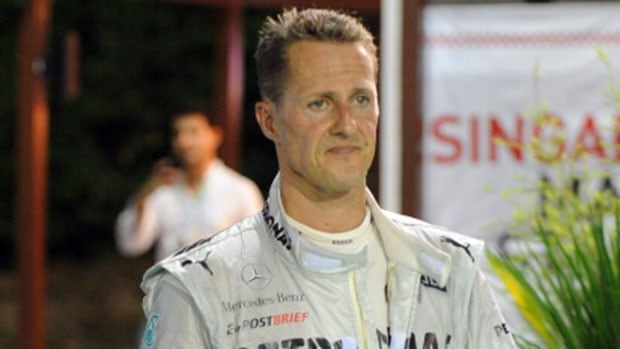 Seven-time F1 champion Michael Schumacher suffered serious injuries in a Dec. 29 ski crash.