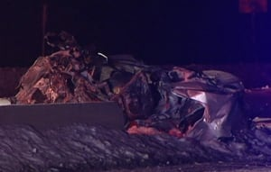 Fatal crash Highway 174 Trim Road SIU Ottawa police wreck