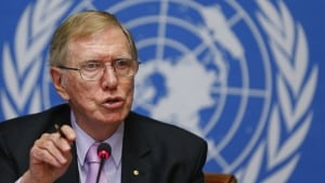 Michael Kirby UN North Korea