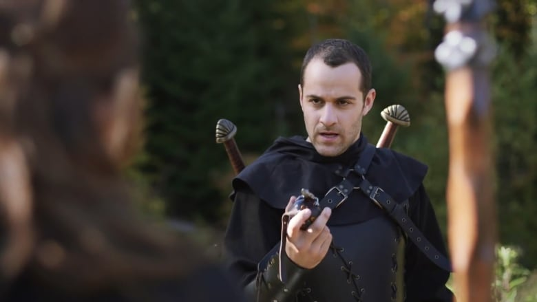 New Montreal web series a lovesong to 'LARPing' | CBC News