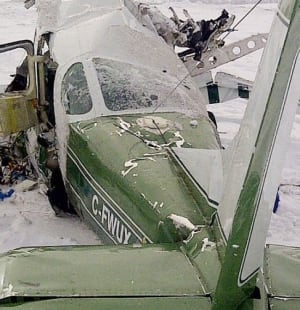Cessna crash