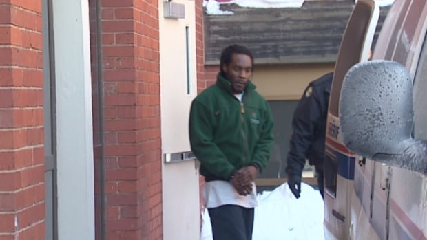 Kelvin Colburn Constant is charged with second-degree murder.