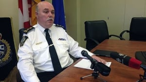 West Vancouver police chief Peter Lepine announces retirement