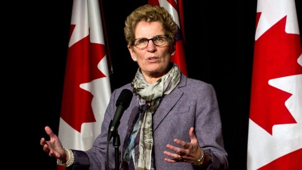 Premier Kathleen Wynne has downplayed the results of the byelections in Niagara Falls and Thornhill, in which the Liberals failed to win either seat that was up for grabs.