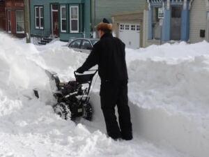 NB snow
