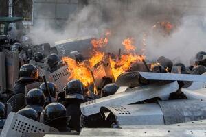 UKRAINE/protests
