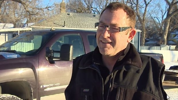 Steve Simonar is frustrated he keeps getting parking tickets, even though he has a special permit.