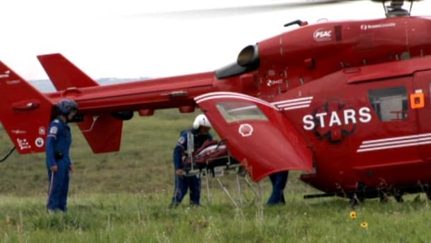 The Manitoba government temporarily suspended STARS air ambulance flights on Dec. 2, citing safety concerns.