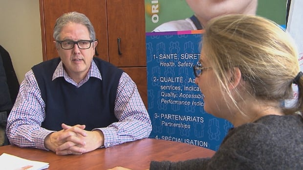 CROM board chairman Gary Whittaker says the centre serves 25 per cent of Quebec's autistic population and about 40 per cent of the province's people with intellectual disabilities.