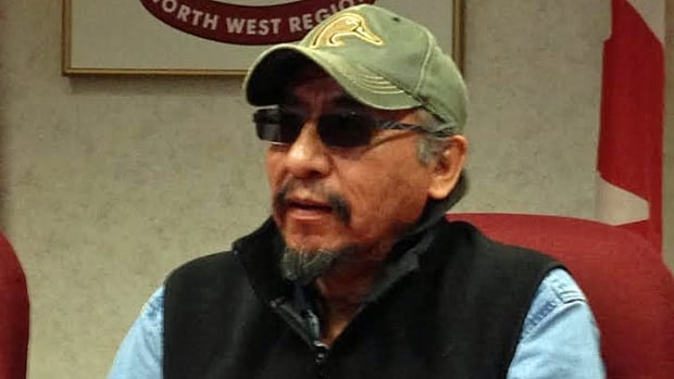 Pikangikum First Nation Chief Paddy Peters says chief and council are refusing to host a polling station for the Ontario election because candidates in the riding are ignoring pressing issues for his community.