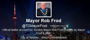 Mayor Rob Frod