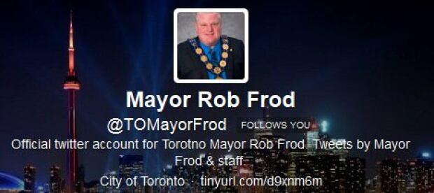 Mayor Rob Frod