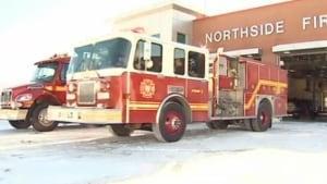 Northside Fire Station in Fredericton