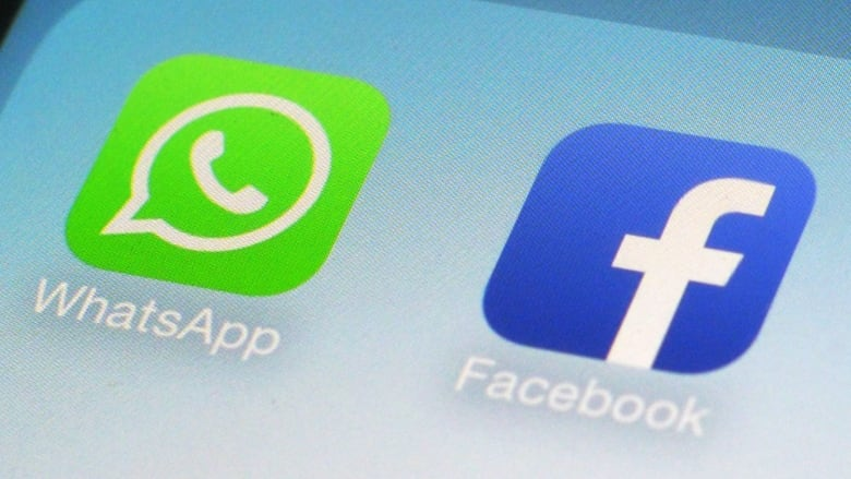 Facebook Buying Messaging App Whatsapp For 19b Cbc News
