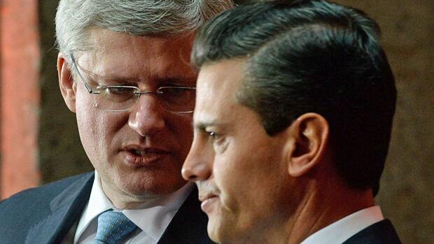 Harper Mexico 20140218