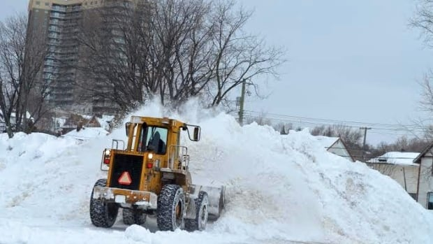 Thunder Bay's Roads Division said city council could look into plowing city streets less often to save money.