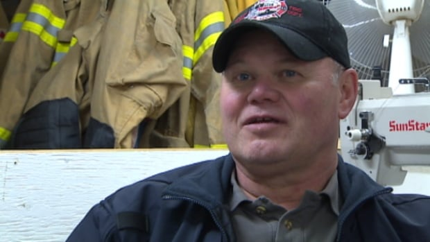 Former Thorsby fire chief Norm Osness believes he was fired by the village because he agreed with local businesspeople who complained they weren't getting a chance to bid local contracts first.