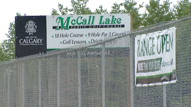 The city is holding public consultations on what to do with McCall Lake Golf Course, which is slated to close after 2015.