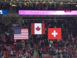 flags gold