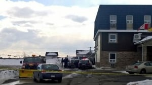 Man arrested after standoff with Fredericton police