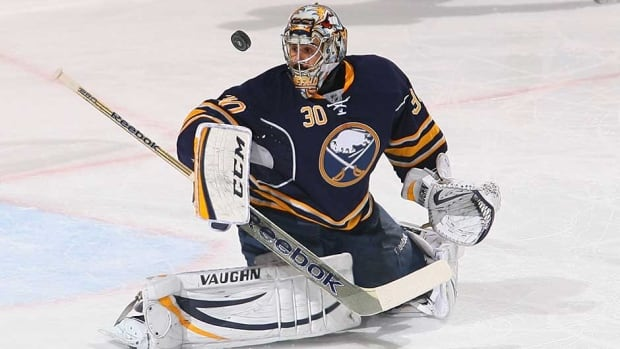 Buffalo Sabres goaltender Ryan Miller has been the subject of many trade rumours this season.