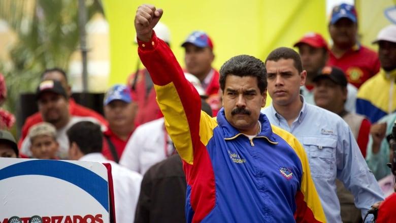 u s expels 3 venezuelan diplomats cbc news