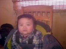 Tyson Baribeau baby