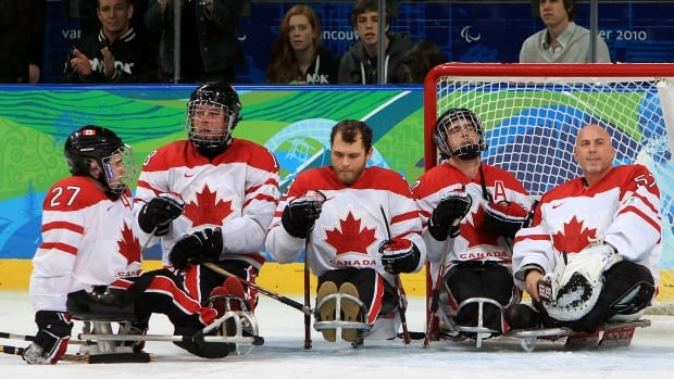 Canada's sledge hockey faces tough loss in 2010 bronze medal game