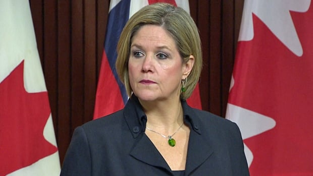 Ontario NDP Leader Andrea Horwath said Monday the Liberal government has plans to privatize the Toronto Transit Commission, a claim the premier's office has said is not true.
