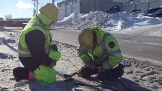 Frozen pipe repairs abound across northwestern Ontario.